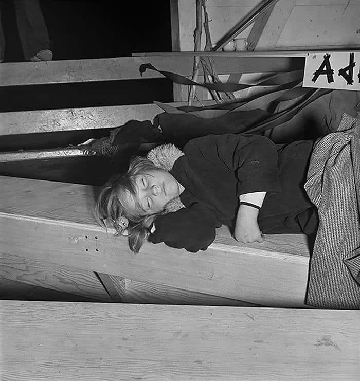 Unittled © The Dorothea Lange Collection
