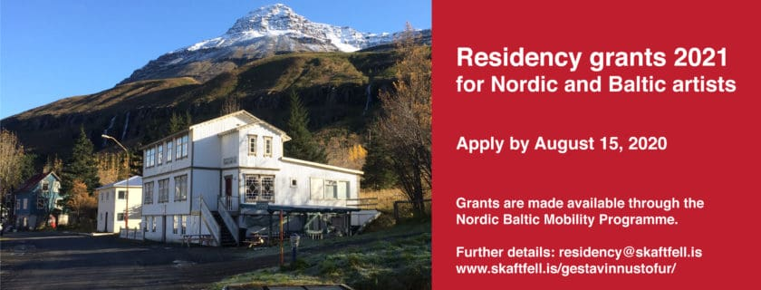 art residency nordic and baltic artists