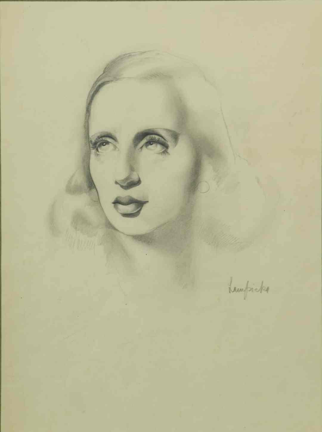 Tamara de Lempicka Autoportrait