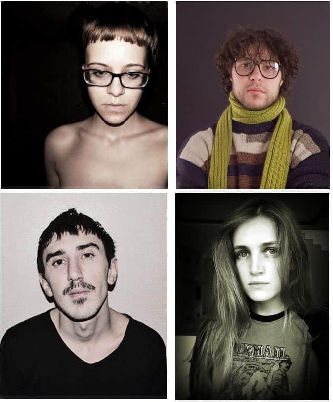 Art-group Lipovy Tsvet (Karen Karnak, Ekaterina Samigulina, Irina Turbina, Denis Limonov)