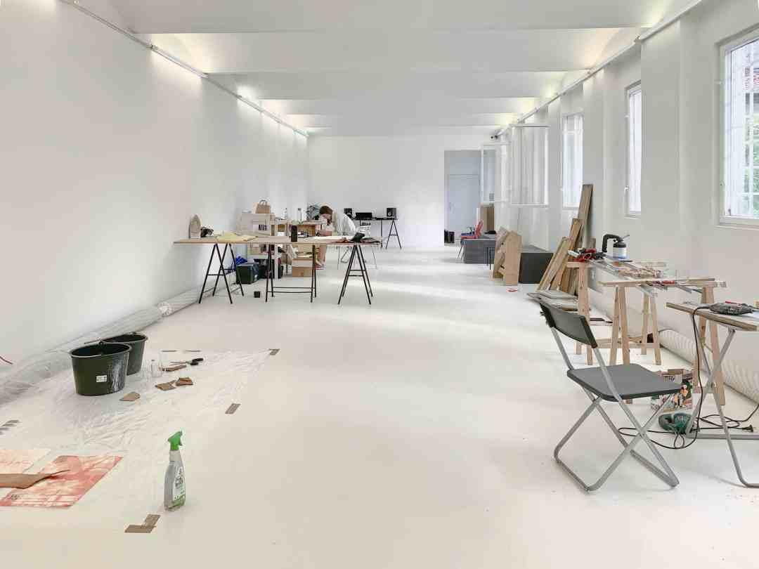 Inside Job, the FUTURA Centre for Contemporary Art residency programme