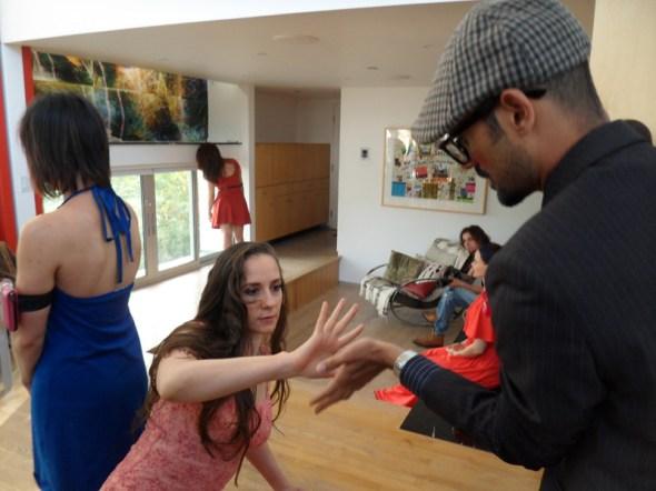 Selen Ermanav Dance Theater, Stand Still - Segments