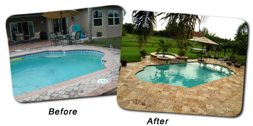 concrete pool renovation