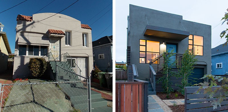 An Oakland House Transformation