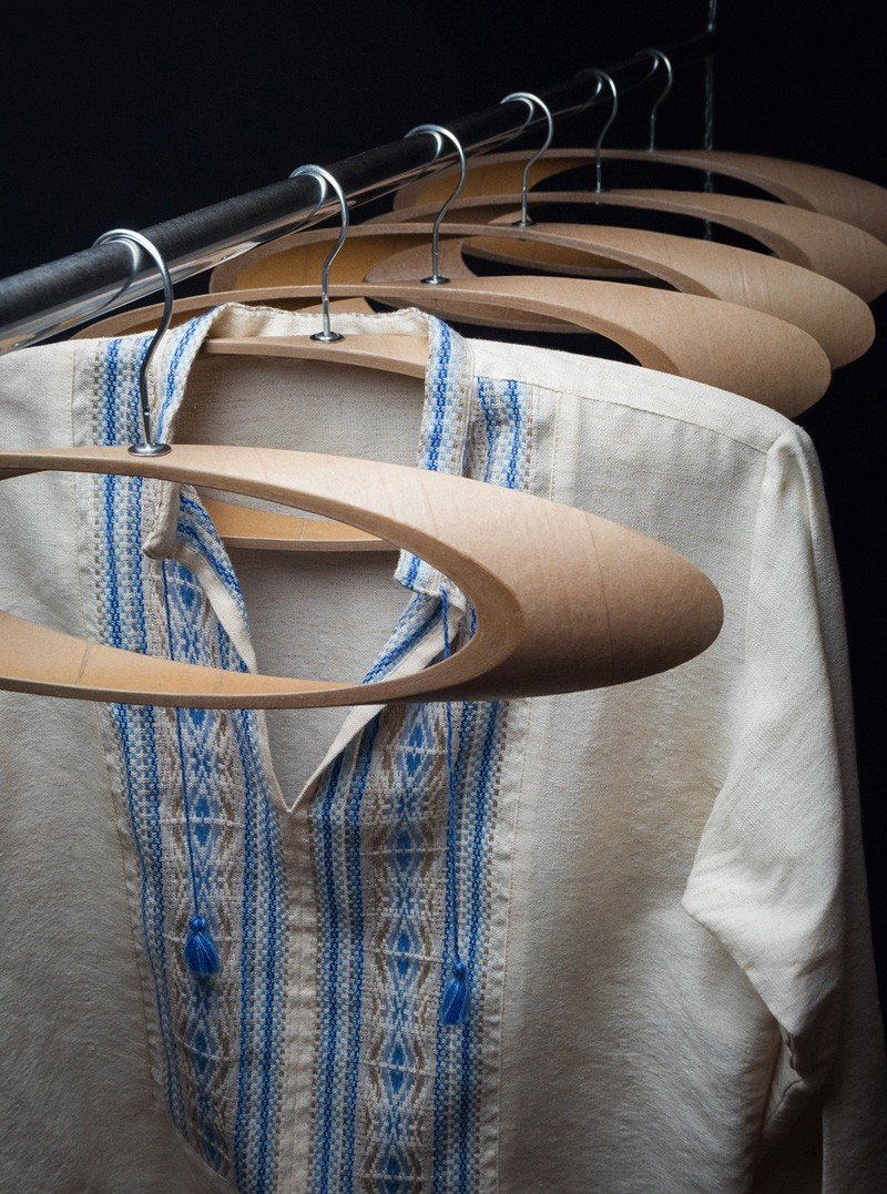 Nice Hangers : hangers, These, Clothes, Hangers, Recycled, Cardboard, Tubes