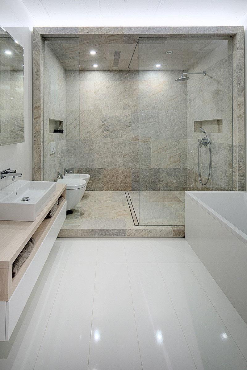 Bathroom Design With Walkin Shower