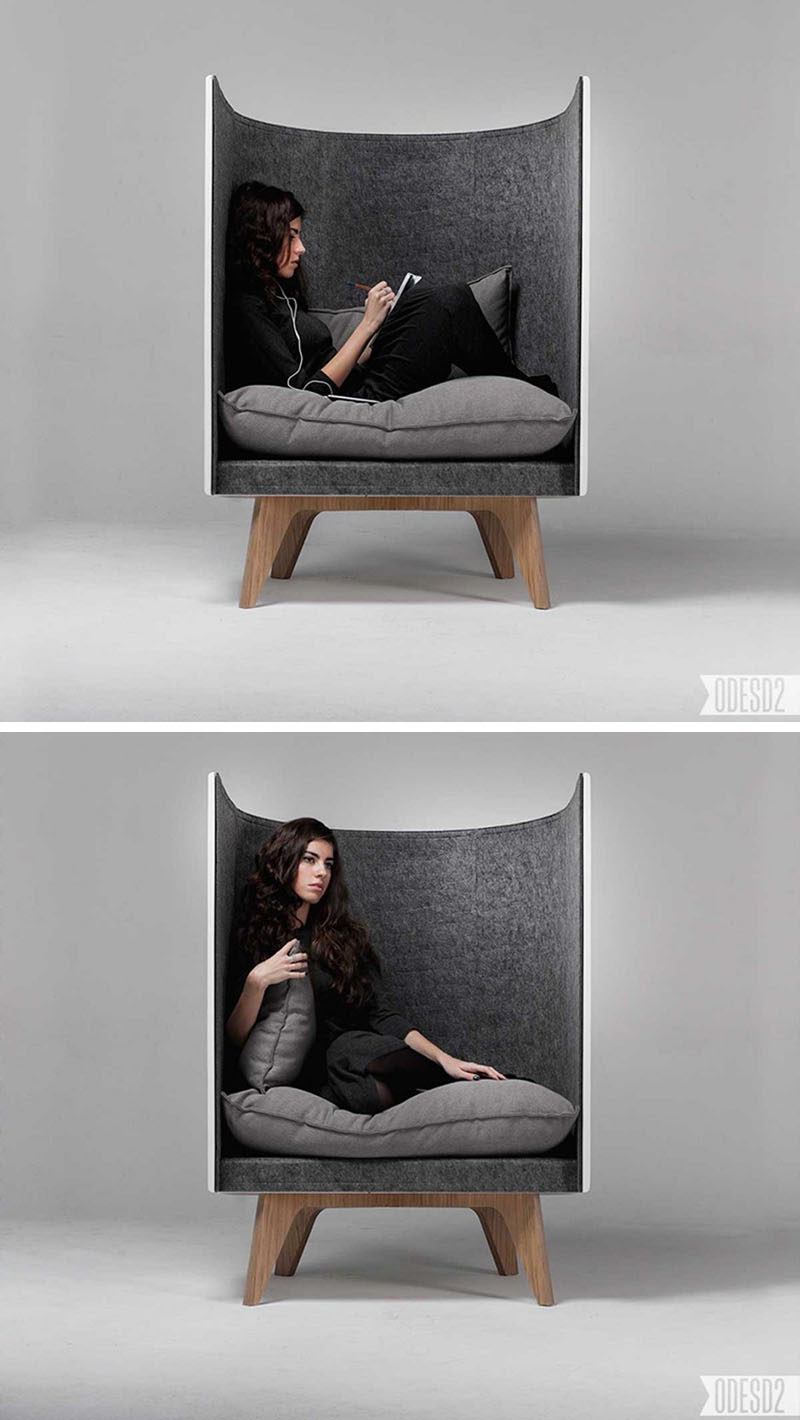 Cool Comfy Chairs 12 Comfy Chairs That Are Perfect For Relaxing In Contemporist