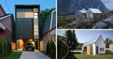 11 Small Modern House Designs From Around The World