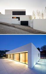 modern exterior houses around colors clean contemporist architecture garrido azo associados sequeira arquitectos nelson designed
