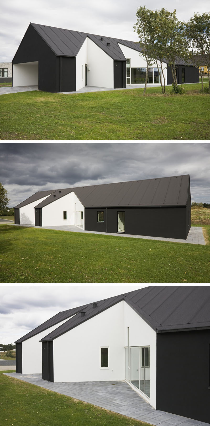 Swedish Style Homes : swedish, style, homes, Examples, Modern, Scandinavian, House, Designs