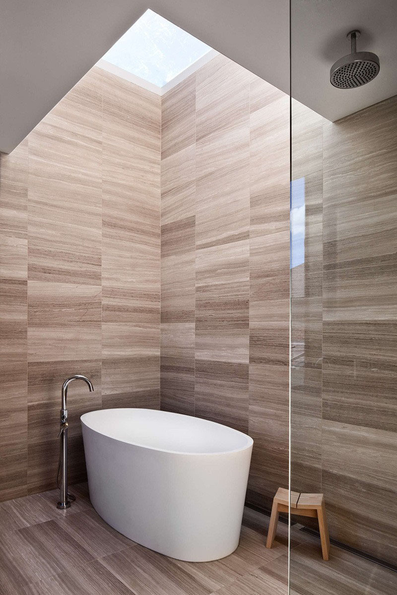 Bathroom Walls Ideas Bathroom Tile Idea Use The Same Tile On The Floors And The Walls
