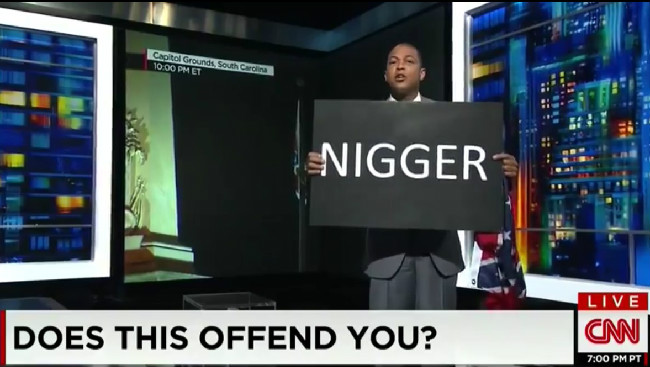 CNN's Don Lemon Does The Most Don Lemon Thing Ever
