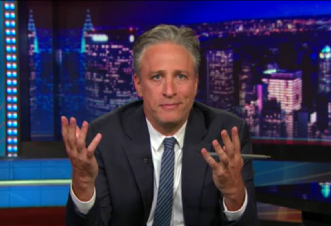 Where Have You Gone, Jon Stewart, Our Nation Turns Its Lonely Eyes To You