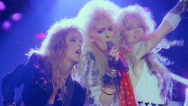 Contemptor's Late-Night Crappy '80s Hair Metal Video: Edge Of A Broken Heart By Vixen