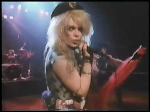 Contemptor's Late-Night Crappy '80s Hair Metal Video: Boulevard Of Broken Dreams By Hanoi Rocks