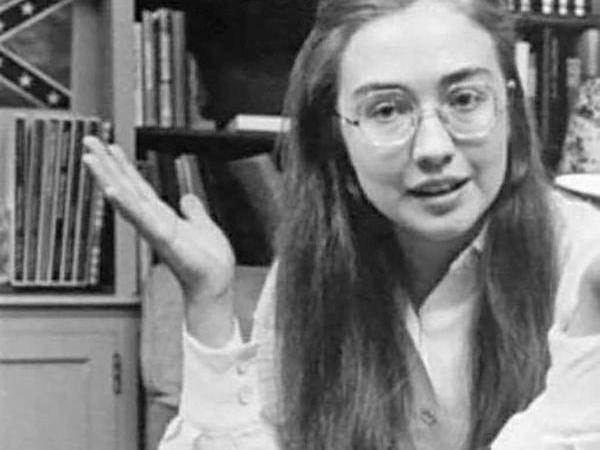 Right-Wing Nutjob Dinesh D'Souza Tweets Fake Image Of Hillary Clinton With Confederate Flag