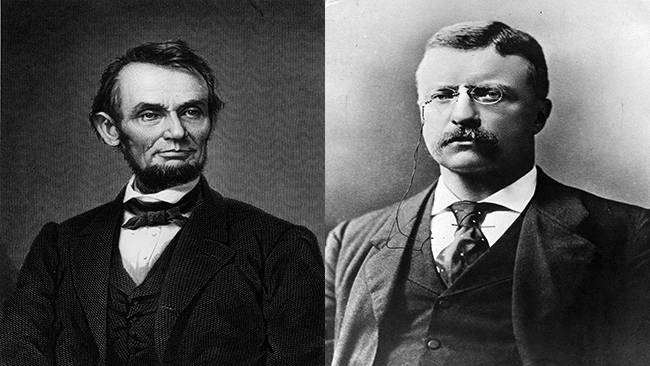 The Party Of Lincoln And Teddy Roosevelt? Yeah, Not So Much