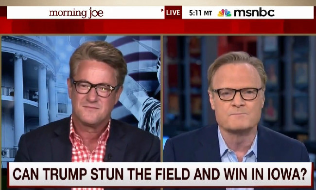 That Escalated Quickly! Lawrence O'Donnell Goes Off On Morning Joe Over Donald Trump's Salary