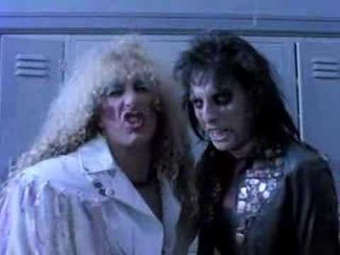 Contemptor's Late-Night Crappy '80s Hair Metal Video: Be Chrool To Your Scuel By Twisted Sister