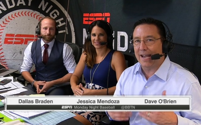 What's That You Say? ESPN Hired A FEMALE Baseball Announcer?!?!