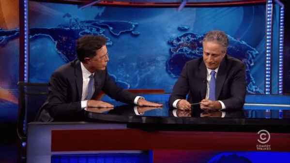 "Saying ""Jon Voyage"" To A Remarkable Era"