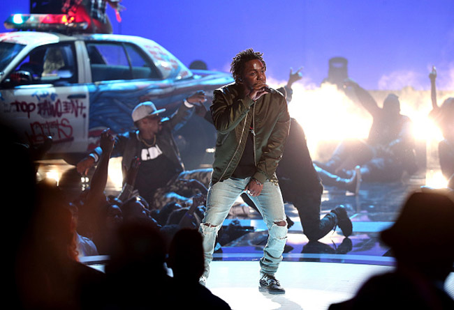 Kendrick Lamar Is Showing Us How Hip-Hop Can Influence A Society