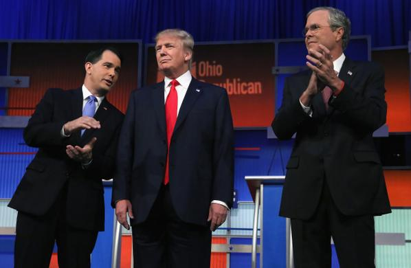 Everyone Is Stupid! A Running Diary Of Thursday's Huge And Very Classy GOP Debate