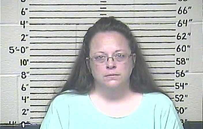 Separation Of Party From State: Kim Davis, The First Amendment And The GOP