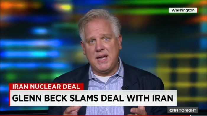 Glenn Beck Tells CNN That We Can't Find A Solution To Iran Because Of #BlackLivesMatter