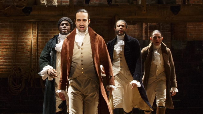 'Hamilton' Is The American Tragedy We Need Right Now