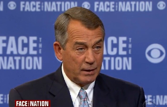 """John Boehner Claims The GOP Is Full Of """"False Prophets"""" Who Are """"Unrealistic"""" About Government"""