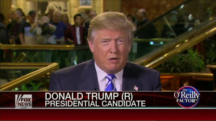 "Trump On GOP Debate: ""It Was Like A Reality Show…And Frankly, I Liked It. I Enjoyed It!"""
