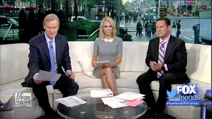'Fox & Friends' Spends Entire Morning Whining About Democrats Giving Away Free Stuff
