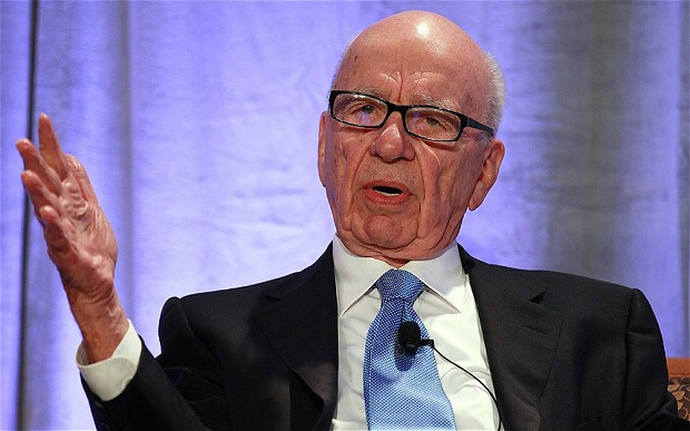 "Old Rich White Guy Rupert Murdoch Doesn't Think Barack Obama Is A ""Real Black President"""