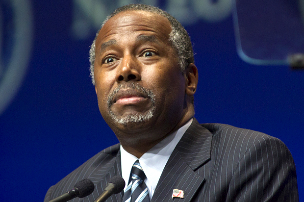 When Is Ben Carson Going To Stop Pretending To Run For President And Drop Out?