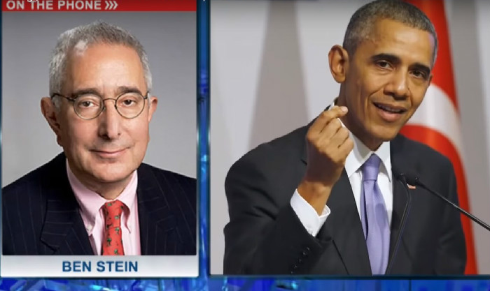 Ben Stein: Hey, Did You Know Obama Totally Hates America Because He's Black?