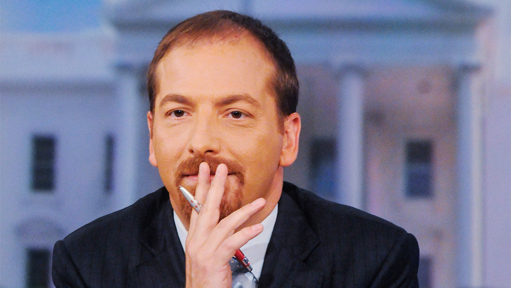 Is Chuck Todd's 'MTPDaily' Still A Ratings Black Hole For MSNBC? Yep, It Most Certainly Is