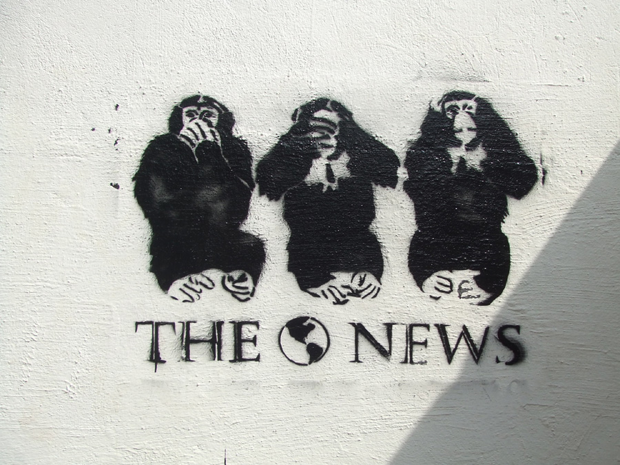 Mainstream Media's 2015 Year In Review: Cynicism, Confusion And Laziness