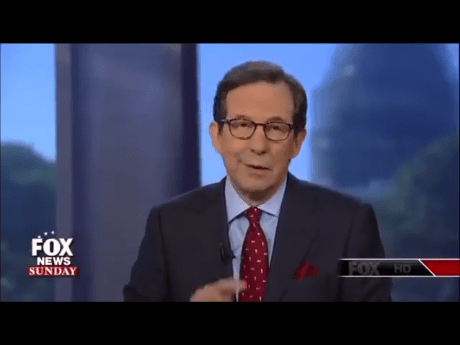 """Fox's Chris Wallace: OK, I Won't Use The Term """"Assault Weapon"""" Because It Offends Gun Owners"""