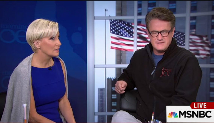 Joe Scarborough Gets All Butthurt After Mika Brzezinski Calls Him Out For Fear-Mongering