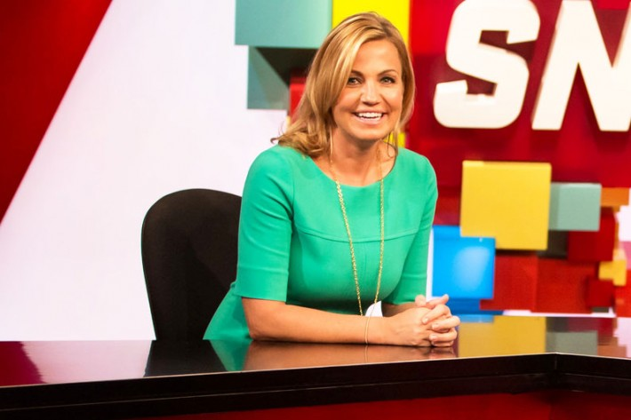 "ESPN's Michelle Beadle Calls Out Colleague Mike Ditka For Saying Al Jazeera Is ""Garbage"""