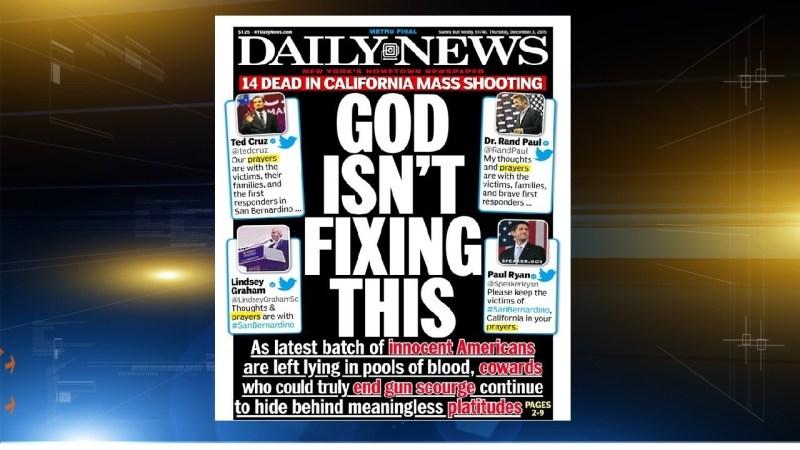 Hey, Everyone, Prayer Shaming Really Doesn't Help