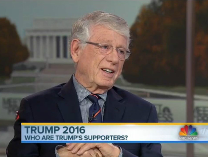 """Ted Koppel On 'Meet The Press': Donald Trump Is The """"Recruiter-In-Chief For ISIS"""""""