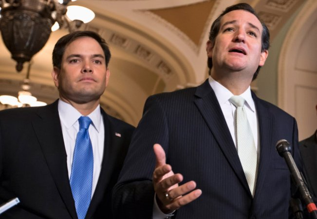Cruz And Rubio, Two Dudes Who Want To Be President, Think Diplomacy Is Dumb