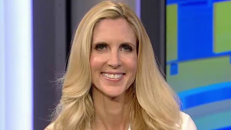 Ann Coulter Dismisses Russia Hacking DNC During Election: 'If They Did It, Who Cares?'
