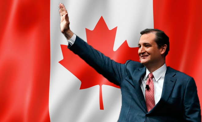 There's No Such Thing As Ted Cruz Birtherism…The Dude Was Born In Canada!