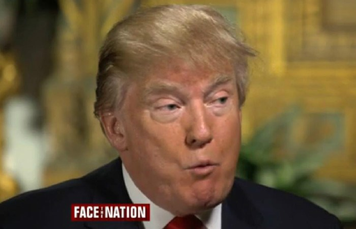 """""""What Am I Going To Do?"""" Trump Dismisses Appearance In Terror Group's Video"""