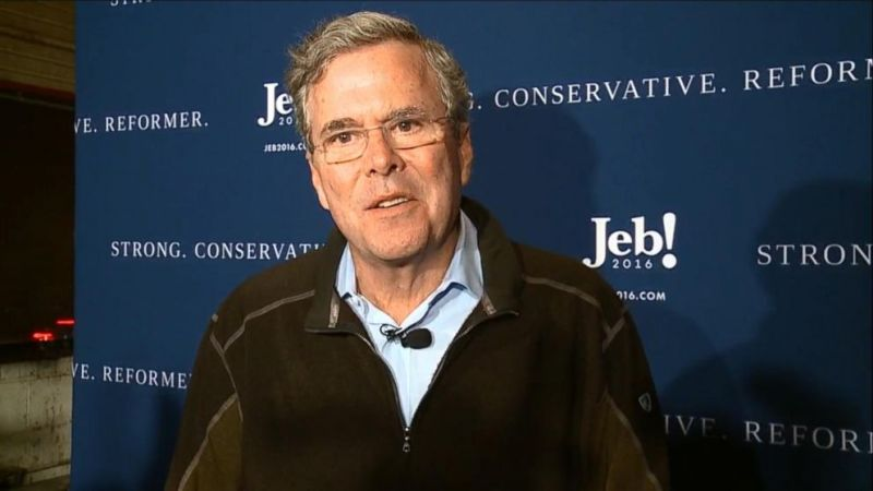 Jeb! Completely Misses The Point About Americans' Anger Towards The Police