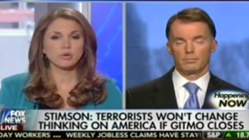 Fox News Anchor Wonders Why We Don't Just Kill Gitmo Prisoners Once They're In Custody