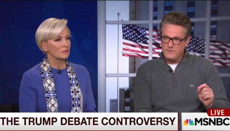 'Morning Joe' Is No Longer A News Talk Show — It's A Super PAC For Donald Trump